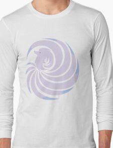 Epilogue of Fire~ Shiny Ninetales Long Sleeve T-Shirt