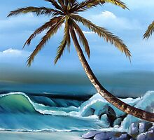 Tropical moment by Jeff Hunter