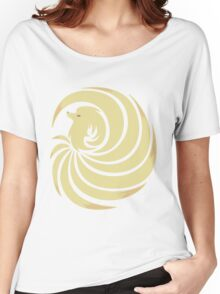 Epilogue of Fire ~ Ninetales Women's Relaxed Fit T-Shirt