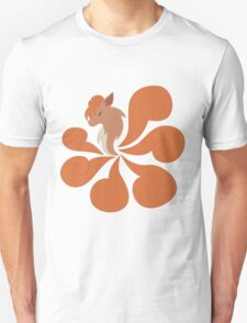 Prologue of Flame of Flame ~ Vulpix  T-Shirt
