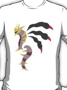 Mirror's Shadow - Giratina Origin Form T-Shirt