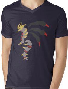Mirror's Shadow - Giratina Origin Form Mens V-Neck T-Shirt