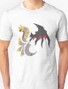 Mirror's Shadow - Giratina Altered Form Unisex T-Shirt