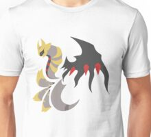 Mirror's Shadow - Giratina Altered Form Unisex T-Shirt