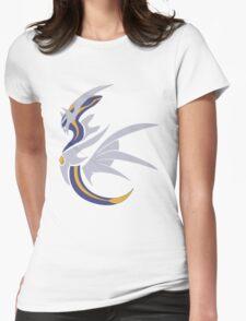 Temporal Destroyer - Primal Dialga Womens Fitted T-Shirt
