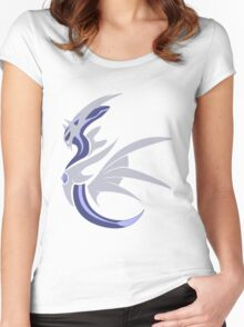 Temporal Guardian - Dialga Women's Fitted Scoop T-Shirt