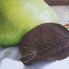 Luscious Pear by Belinda Lindhardt