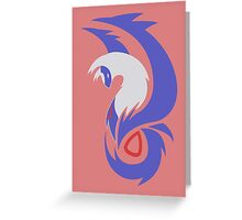 Guardians of Altomare - Latios Greeting Card