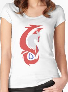 Guardians of Altomare - Latias Women's Fitted Scoop T-Shirt