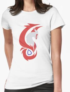 Guardians of Altomare - Latias Womens Fitted T-Shirt
