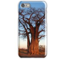 Moremi Baobab iPhone Case/Skin