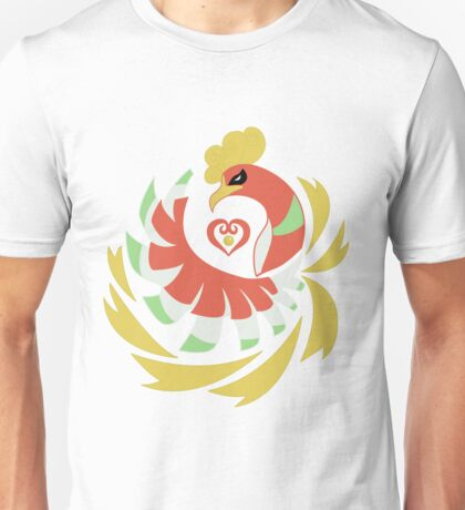 Heart Gold - Ho-Oh Unisex T-Shirt