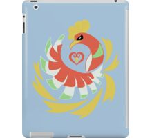 Heart Gold - Ho-Oh iPad Case/Skin