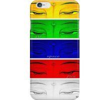 five elements iPhone Case/Skin