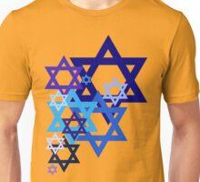 Stars of David Unisex T-Shirt