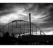 Kennywood Sunset Photographic Print