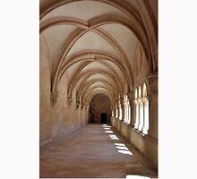 Silent Cloister, Alcobaça Monastery, Portugal Unisex T-Shirt