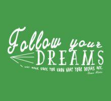 Follow Your Dreams Baby Tee