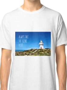 Scenic Route Classic T-Shirt