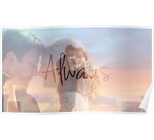 "Castle ""Always"" Edit Poster"