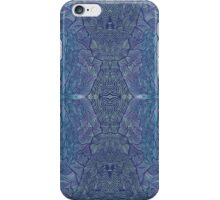 Zen Tangle Pattern iPhone Case/Skin