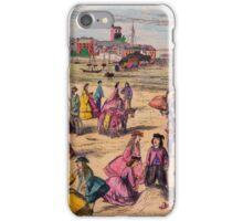 Broadstairs 1850. iPhone Case/Skin