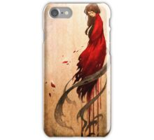 Girl in Red iPhone Case/Skin