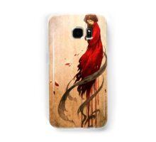 Girl in Red Samsung Galaxy Case/Skin