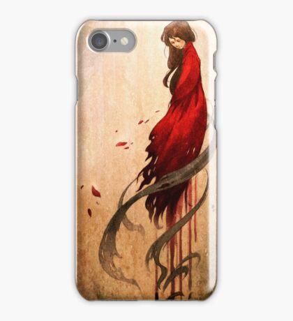 Girl in Red iPhone Case/Skin
