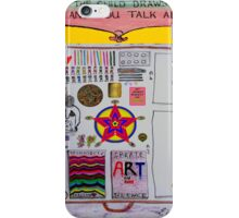 Draw and your Child will draw with you, iPhone Case/Skin
