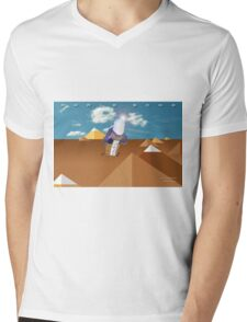 Whale Song part 4 Mens V-Neck T-Shirt