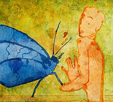 Don't deny a short-life butterfly's love by Ina Mar