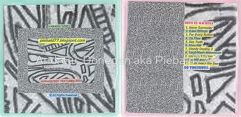Album Design by Andrew  Donegan aka Piebald77