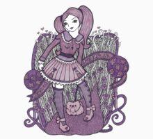 Sugar & Spice Tee by Anita Inverarity