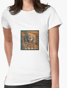 Ishtar Queen of Heaven Womens Fitted T-Shirt