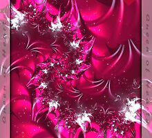 Queen of Hearts (Fractal Manipulation)  by missimoinsane