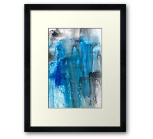 Abstract #8 Framed Print