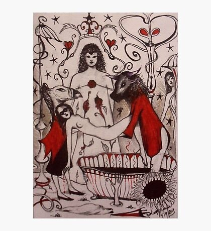 A Bloodbath For Countess Elizabeth  Photographic Print