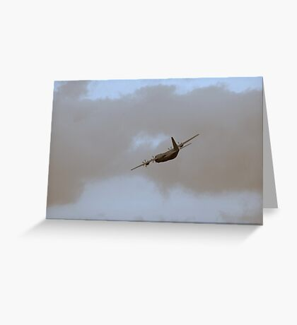 cloud chaser! Greeting Card