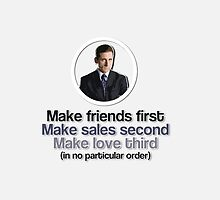 Make Friends First... by fashprints