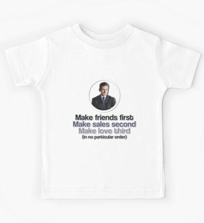Make Friends First... Kids Tee
