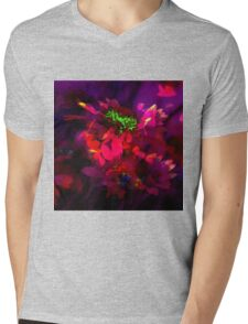 Secret Garden IX Mens V-Neck T-Shirt