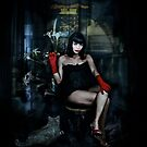Seduction, a tribute to Betty Page by annacuypers