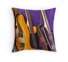 Colourful Axe's Throw Pillow