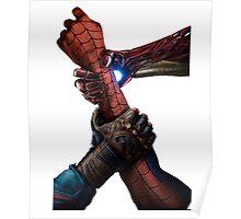 hand of hero Poster