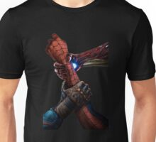 hand of hero Unisex T-Shirt