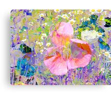 Secret Garden IV Canvas Print