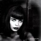 Marike portrait by annacuypers