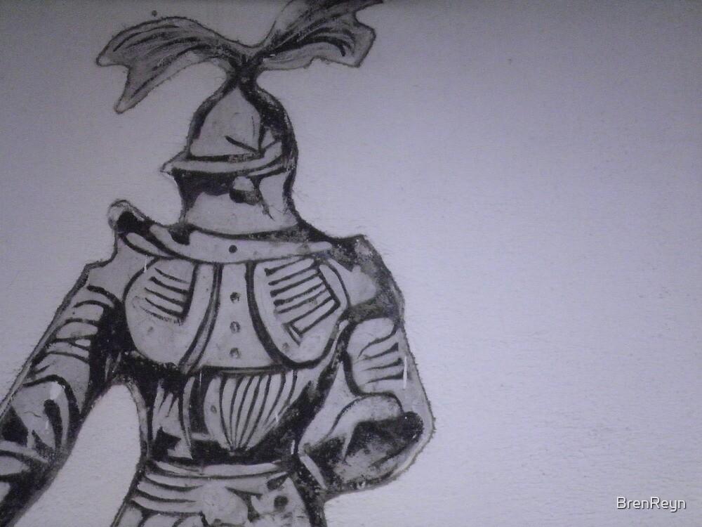 knight no.2 by BrenReyn