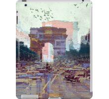 Parisian Mosaic - Piece 25 - Les Champs-Élysées iPad Case/Skin